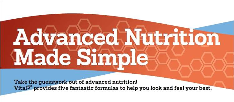 Advanced Nutrition Made Simple With Vital5