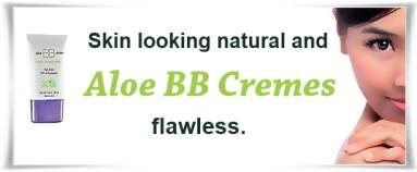 Aloe BB Cremes with SPF
