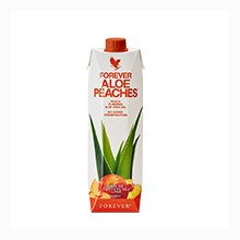 Aloe Bits n' Peaches | Forever Living Products  USA - Canada