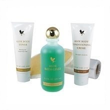 Aloe Body Toning Kit | Forever Living Products  USA