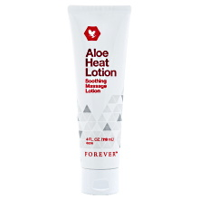 Aloe Heat Lotion | Forever Living Products  USA - Canada
