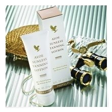 Aloe Sunless Tanning Lotion | Forever Living Products Canada