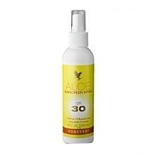 Aloe Sunscreen Spray | Forever Living Products USA