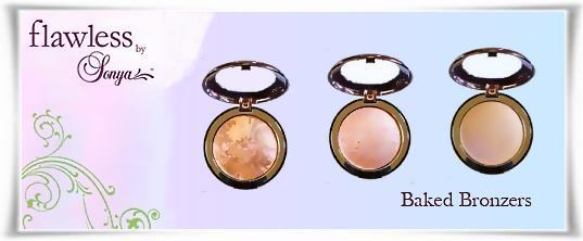 Baked Bronzers - Flawless by Sonya | Forever Living Products USA