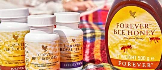 Bee Products | Forever Living Products USA - Canada