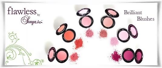Brilliant Blushes - Flawless by Sonya | Forever Living Products USA - Canada