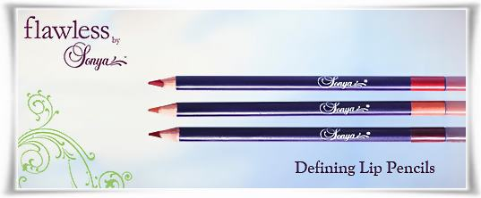 Defining Lip Pencils - Flawless by Sonya | Forever Living Products USA - Canada