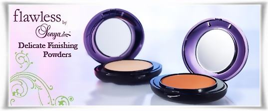 Delicate Finishing Powders - Flawless by Sonya | Forever Living Products USA - Canada