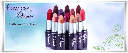 Delicious Lipsticks - Flawless by Sonya | Forever Living Products USA - Canada