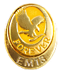 FLP's Eagle Manager Pin