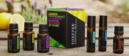 Essential Oils | Forever Living Products