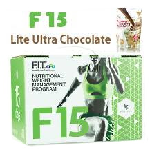 F15 Advanced 1 & 2 - Lite Ultra Chocolate | Forever Living Products USA