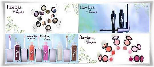 Flawless By Sonya Make Up And Cosmetics | Forever Living Products USA - Canada