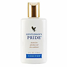 Gentleman's Pride Aloe Vera After Shave Lotion | Forever Living Products  USA - Canada