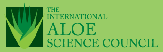 Logo IASC, International Aloe Science Council
