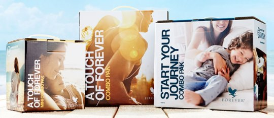 Product Packs | Forever Living Products