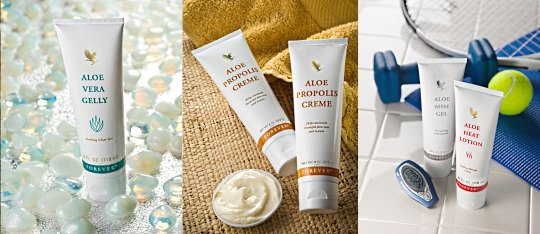 Aloe Vera Body Skin Care Products | Forever Living Products USA - Canada