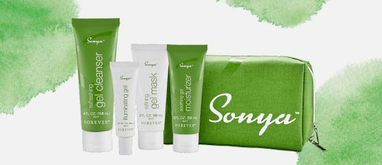 Sonya Skin Care Products | Forever Living Products USA - Canada