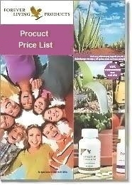 Product Price List | Forever Living Products