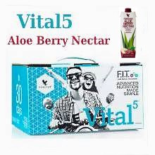 Vital5 Pak with Forever Berry Nectar - Aloe Vera Product Pack | Forever Living Products USA